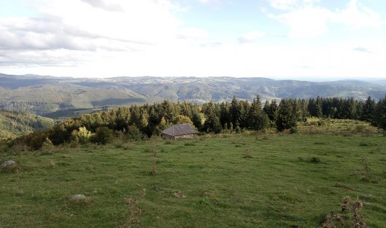 Felhőben a Polyána-csúcs és a Bystré vízesés8
